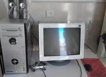 یک کامپیوتر  به شرط سالم با بلندگو بامیز کامپیوتر در شیپور-عکس کوچک