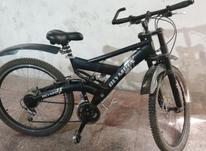 دوچرخه المپیا سایز 26 تمیز در شیپور-عکس کوچک