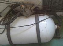 سی ان جی باتمام وسایلش فقط دوماه استفاده شده است در شیپور-عکس کوچک
