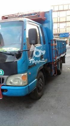 کامیونت جک 5300 بدون رنگ  در گروه خرید و فروش وسایل نقلیه در آذربایجان شرقی در شیپور-عکس1