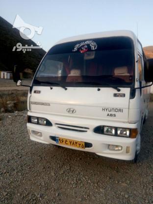 مینی بوس هیوندا مدل 79 در گروه خرید و فروش وسایل نقلیه در آذربایجان شرقی در شیپور-عکس1