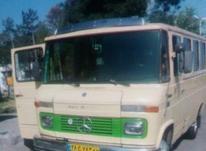مینی بوس بنز  معاوضه با سواری در شیپور-عکس کوچک