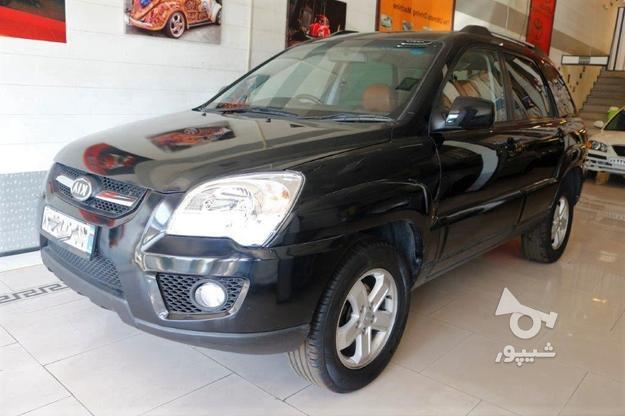 کیا اسپورتیج مدل 2010 مشکی در گروه خرید و فروش وسایل نقلیه در البرز در شیپور-عکس1