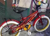 دوچرخه سایز 16 بسیار تمیز و سالم  در شیپور-عکس کوچک