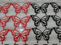پروانه های تزیینی منزل وقابل شستشو در شیپور-عکس کوچک
