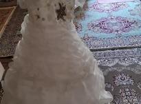 لباس عروس توری بچگانه بسیار خوشگل  در شیپور-عکس کوچک