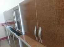 کابینت نو در ام دی اف بدنه ورق در شیپور-عکس کوچک
