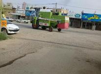 کمباین سهند 86 در شیپور-عکس کوچک