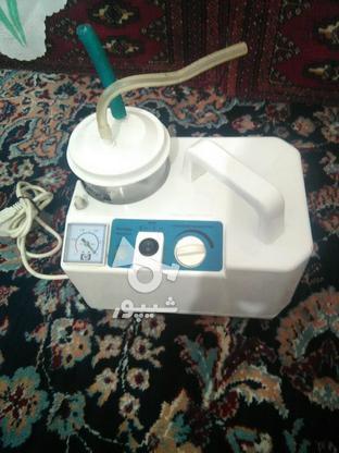 ساکشن پزشکی ارزون .فوری در گروه خرید و فروش لوازم شخصی در تهران در شیپور-عکس1