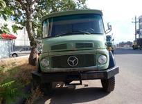 کامیون بنز باری 911 - 9 تن در شیپور-عکس کوچک