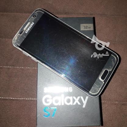 گوشی s7 سامسونگ گلد معاوضه ای در گروه خرید و فروش موبایل، تبلت و لوازم در همدان در شیپور-عکس1