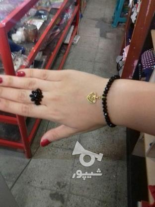گوشواره گردنبند دستبند انگشتر و پابند   در گروه خرید و فروش لوازم شخصی در تهران در شیپور-عکس1