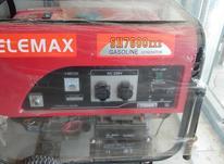 موتوربرق آکبند7600 ELEMAX هوندا 5.5 کیلووات المکس در شیپور-عکس کوچک