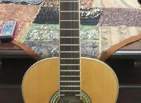 گیتار بسیار تمیز با کیف نو در شیپور-عکس کوچک