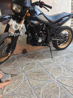 موتور دایچی250 در گروه خرید و فروش وسایل نقلیه در گلستان در شیپور-عکس1