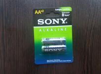 باتری قلمی آلکالاین سونی AM3 LR6 در شیپور-عکس کوچک