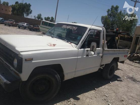 یدکش وانت پاترول  70 در گروه خرید و فروش وسایل نقلیه در سیستان و بلوچستان در شیپور-عکس1