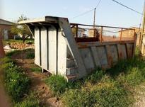 اتاق کامیون شنکش 10تونی سالم  در شیپور-عکس کوچک