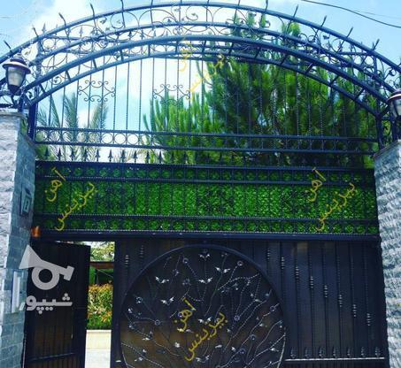 ساخت و نصب درب های باغی , درب ویلایی , خرید و فروش درب باغی در گروه خرید و فروش خدمات و کسب و کار در تهران در شیپور-عکس4