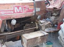 تراکتور فرگوسن  در شیپور-عکس کوچک