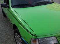 تاکسی سبز پژو روآ خطی88 در شیپور-عکس کوچک