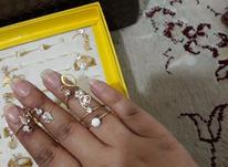 7عدد انگشتر نگین دار در شیپور-عکس کوچک