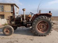 تراکتور سالم کارمی کنه بی ام موتور داف 6سیلندر  در شیپور-عکس کوچک