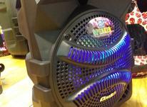 اسپیکر مدلxz12بلوتوسی بیس رم رقص نور  در شیپور-عکس کوچک