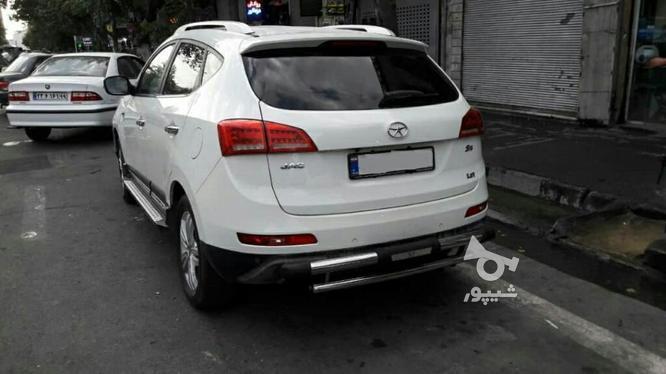 گارد جک S5 / گارد و رکاب جک S5 / گارد جلو و عقب جک S5 در گروه خرید و فروش وسایل نقلیه در تهران در شیپور-عکس1