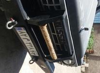 پاترول دو درب  اطاق سالم موتور سالم در شیپور-عکس کوچک