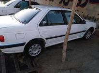 پژو پارس سال مدل 93 سفید در شیپور-عکس کوچک