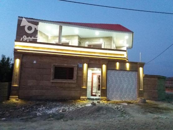 133متر زیربنا دوبلکس با تراس بزرگ 30متر حیاط خلوت در گروه خرید و فروش املاک در گلستان در شیپور-عکس1