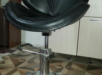 صندلی آرایشگاه جک دار  در شیپور-عکس کوچک