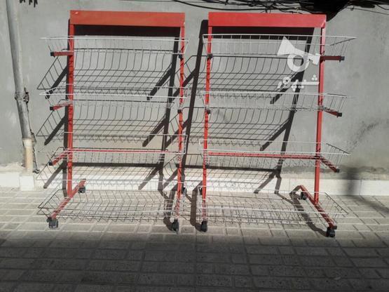 قفسه وسایل دکان  در گروه خرید و فروش کسب و کار در کرمانشاه در شیپور-عکس1