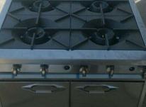 اجاق گرمخانه قفسه و لوازم رستوران در شیپور-عکس کوچک