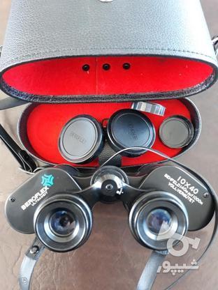 دوربین شکاری آلمانی اصل 10 .40  در گروه خرید و فروش ورزش فرهنگ فراغت در کرمانشاه در شیپور-عکس1