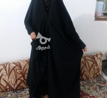 چادر شیک و نو جنس عالی  در گروه خرید و فروش لوازم شخصی در فارس در شیپور-عکس1