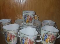 قهوه خوری سه دختر چکسلواکی،قدیمی و طلاکوب در شیپور-عکس کوچک