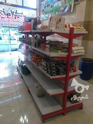 قفسه ایستاده دو طرفه  در گروه خرید و فروش کسب و کار در آذربایجان شرقی در شیپور-عکس1