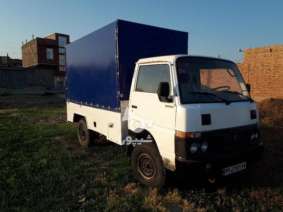 نیسان بی دماغ زداف بنزینی  در گروه خرید و فروش وسایل نقلیه در آذربایجان شرقی در شیپور-عکس1