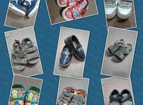 کفش بچگانه پسرانه تمیزوسالم فروشی یامعاوضه  در شیپور-عکس کوچک