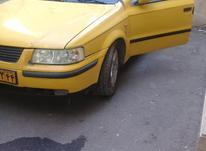 سمند تاکسی 84 برون شهری  در شیپور-عکس کوچک