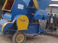 دستگاه خرمنکوب بادی  در شیپور-عکس کوچک