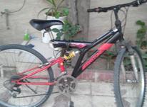 دوچرخه26خوب سالم وتمیز در شیپور-عکس کوچک