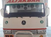 کامیونت کمپرسی اسپورت رهرو در شیپور-عکس کوچک