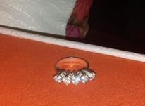 انگشترنقره دست ساز در شیپور-عکس کوچک
