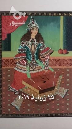 زن نوازنده در گروه خرید و فروش ورزش فرهنگ فراغت در تهران در شیپور-عکس1