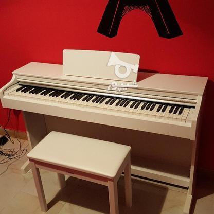 پیانو yamaha digital ydp 143 در گروه خرید و فروش ورزش فرهنگ فراغت در تهران در شیپور-عکس1