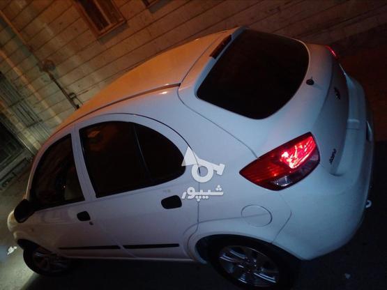 تیبا2(هاچبک)مدل نیمه دوم 1396رنگ سفیدشیشه دودی رینگ اسپرت در گروه خرید و فروش وسایل نقلیه در تهران در شیپور-عکس1
