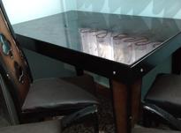 میز ناهار خوری 4 نفره به همراه صندلی در شیپور-عکس کوچک